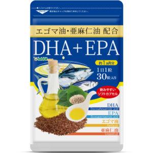 エゴマ油・亜麻仁油配合 DHA+EPA シードコムス seedcoms